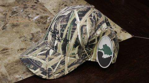 Official Mossy Oak - MarshLife Hat