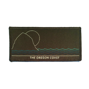 North Coast Iron-on Patch
