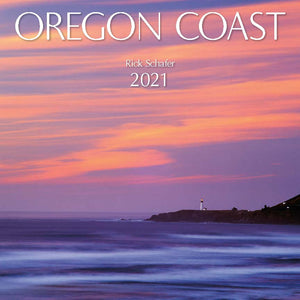 2021 Oregon Coast Calendar