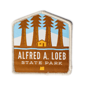 Alfred A. Loeb State Park Patch