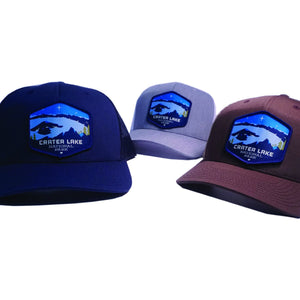 Crater Lake National Park - Trucker Hat