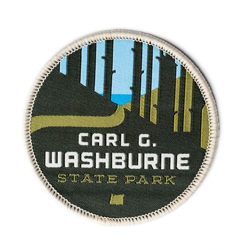 Carl G. Washburne State Park Patch