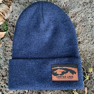 Crater Lake National Park Beanie