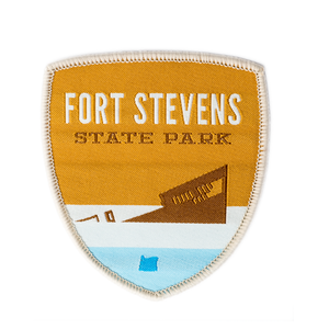 Fort Stevens State Park Patch
