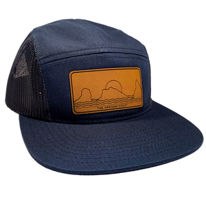 South Coast 5-Panel Trucker Hat