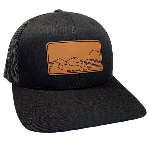 Central Coast Leather Patch Hat