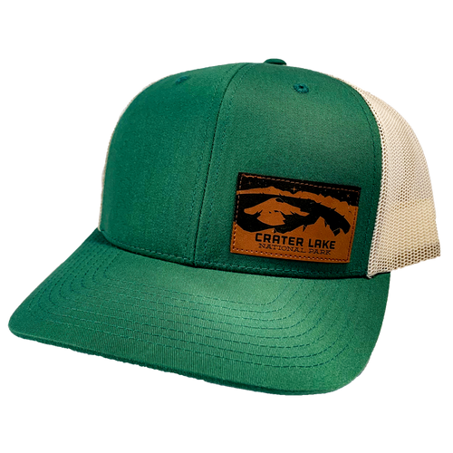Crater Lake Trucker Hat