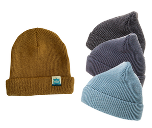 The Oregon Coast Official Logo Beanie