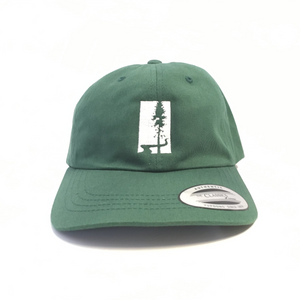 Oregon State Parks Foundation Logo Strapback Hat