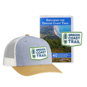 Oregon Coast Trail Gift Set