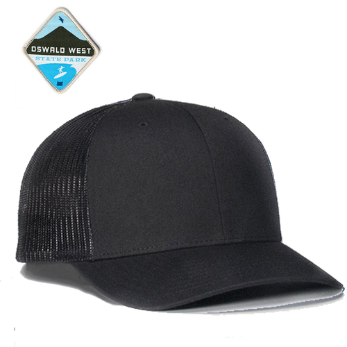 Oswald West State Park Customized Trucker Hat