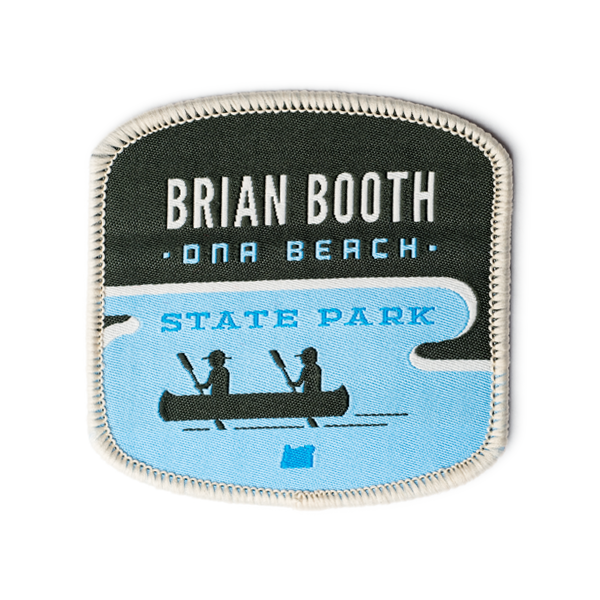 Brian Booth State Park Patch