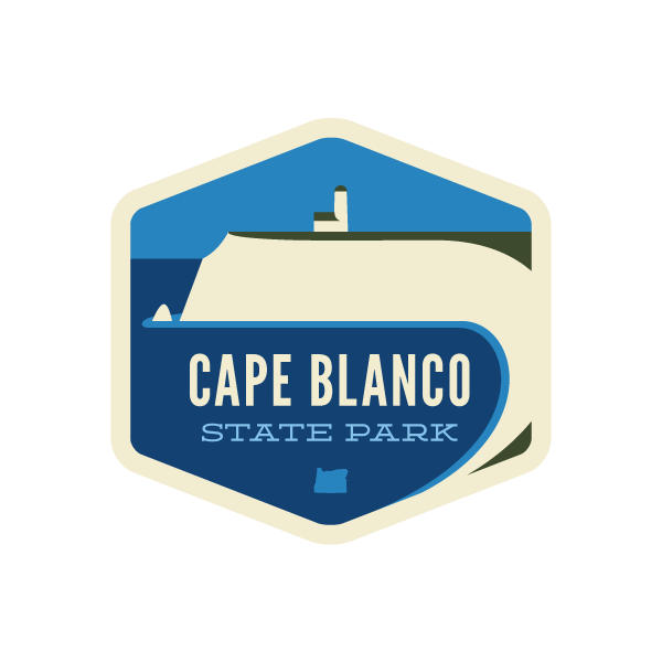 Cape Blanco State Park Sticker