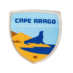 Cape Arago State Park Patch