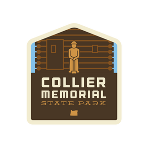 Collier Memorial State Park Sticker