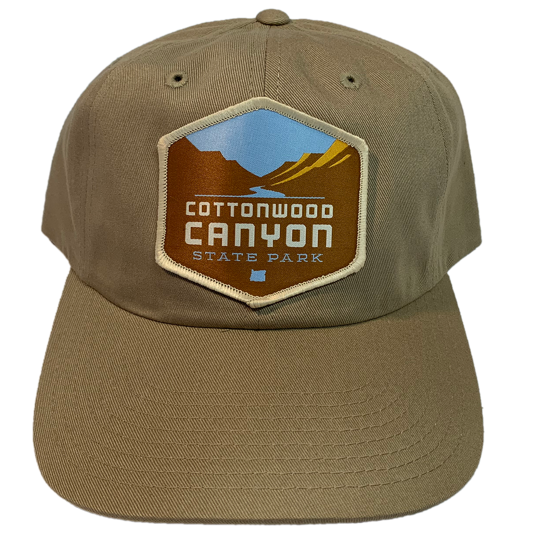Cottonwood Canyon State Park Hat, Foundation Edition