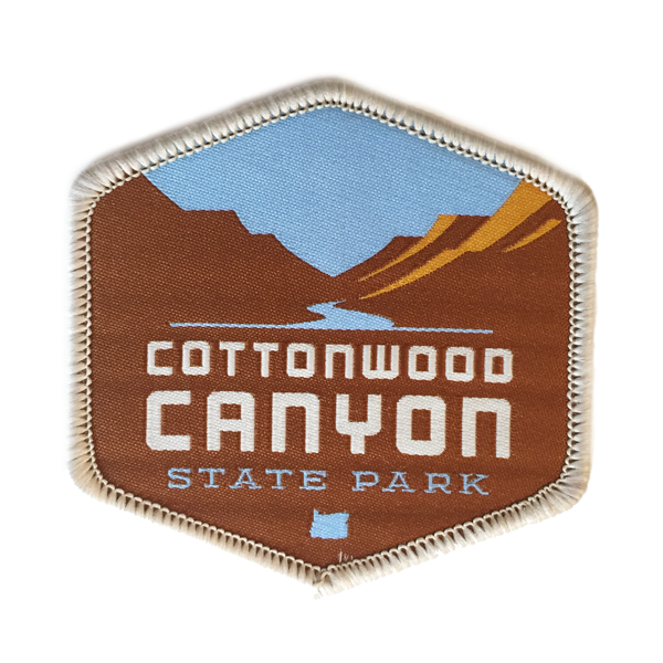 Cottonwood Canyon State Park Patch