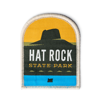 Hat Rock State Park Patch