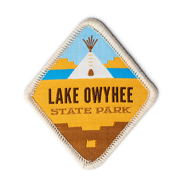 Lake Owyhee State Park Patch