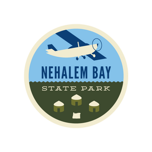 Nehalem Bay State Park Sticker