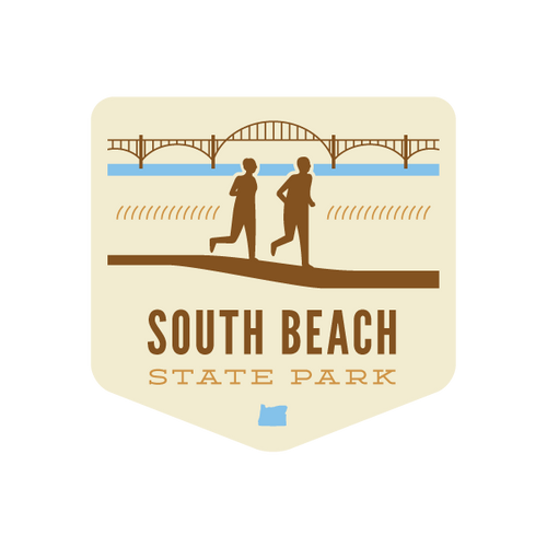 South Beach State Park Sticker