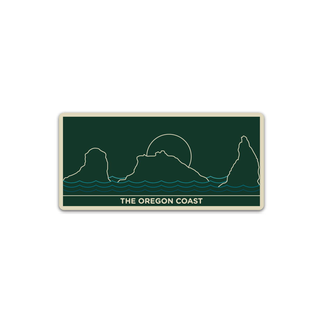 South Coast Vinyl Sticker