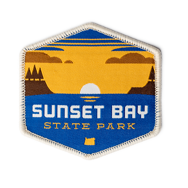 Sunset Bay State Park Patch
