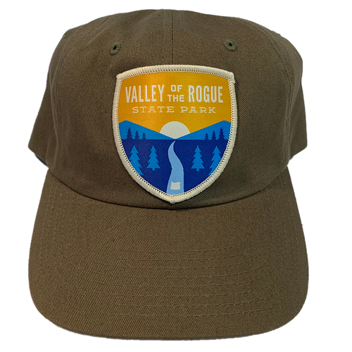 Valley of the Rogue State Park Hat, OPF Edition