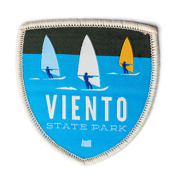 Viento State Park Patch