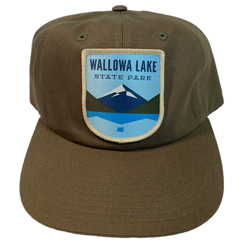 Wallowa Lake State Park Hat, OPF Edition