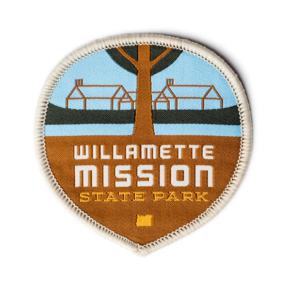 Willamette Mission State Park Patch