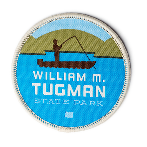 William M. Tugman State Park Patch