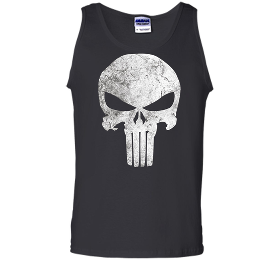 f0222416c Home / Tank Top · Home » Products » Marvel Punisher Skull Symbol Distressed  Graphic T-Shirt ...