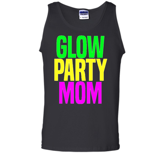 Home Tank Top Products Glow Party Mom Kids Birthday Gift T Shirt