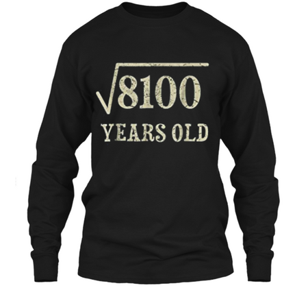 Home LS Ultra Cotton Tshirt Products 90 Yrs Years Old