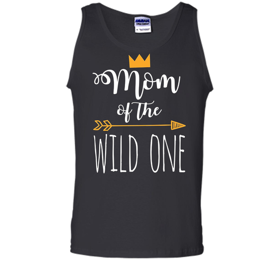 ed3e65ed Home / Tank Top · Home » Products » Funny Shirt Cute Mom Of The Wild One ...