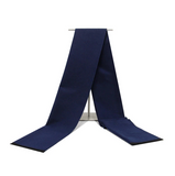 Men's Cashmere Scarf Blue