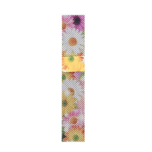 Milanese Chrysanthemum Apple Watch Band