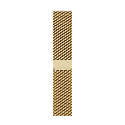 Milanese Gold Apple Watch Band