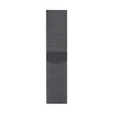 Milanese Grey Apple Watch Band