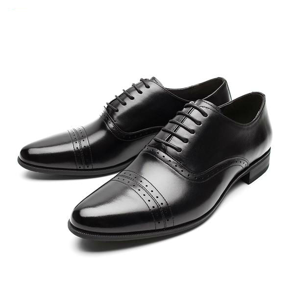 THE BUSINESS OXFORD LEATHER