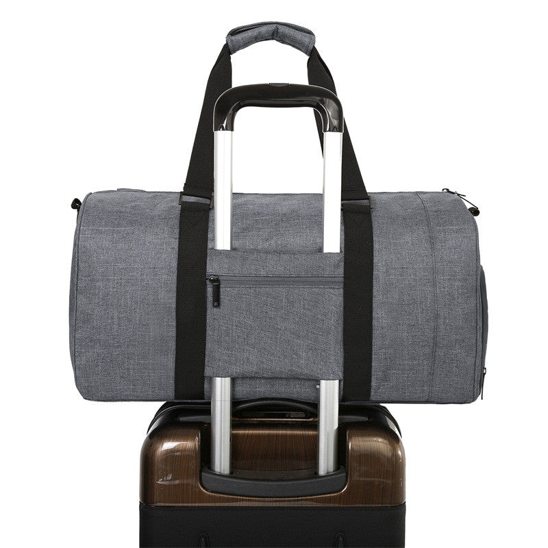 NYLON TRAVEL DUFFLE