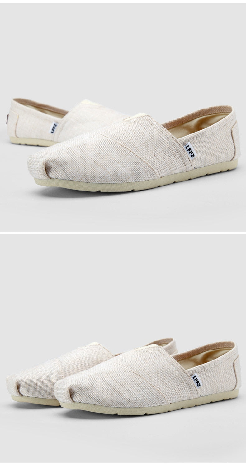 colas slip-ons beige different angles thumb