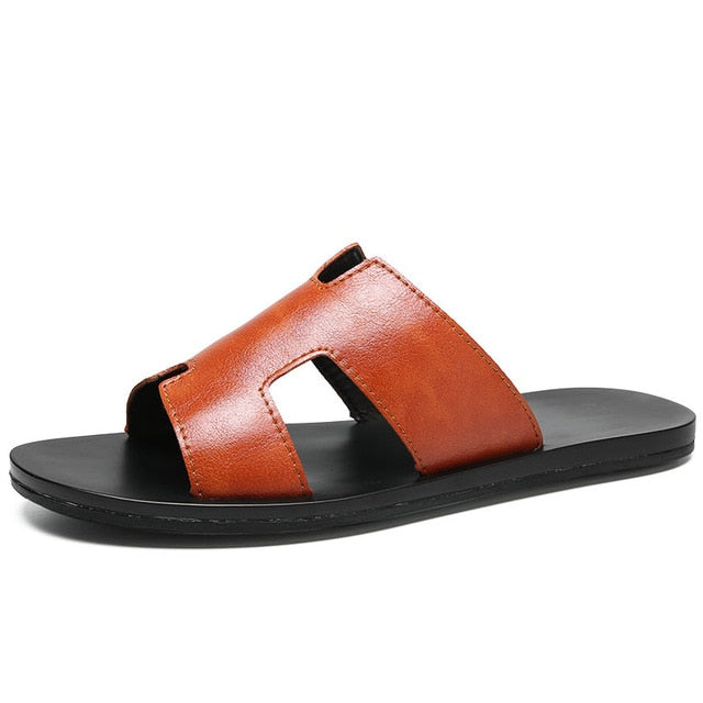 port slides brown main