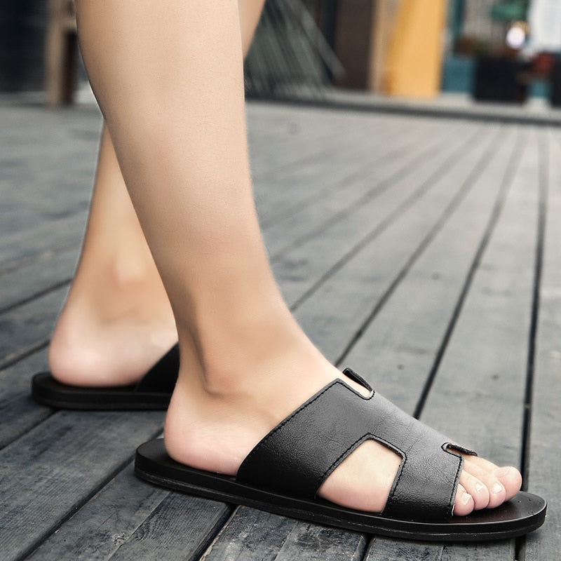 port slides black with person wearing different angle thumb