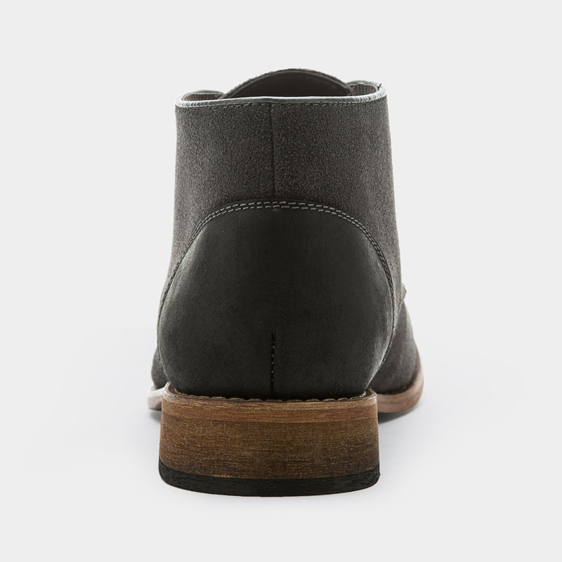 ALL SEASON SUEDE BOOTS