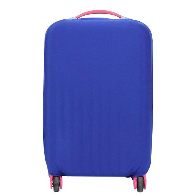 Protective Luggage Protectors Blue On Carry-On