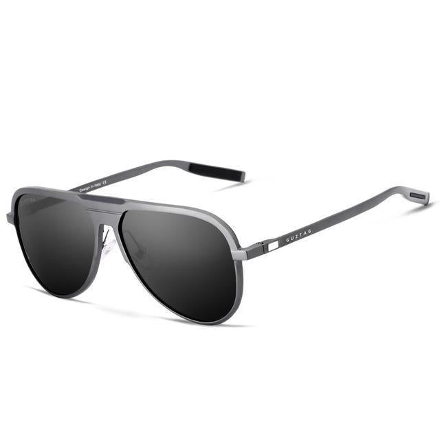 Aluminum Sunglasses Grey Arms