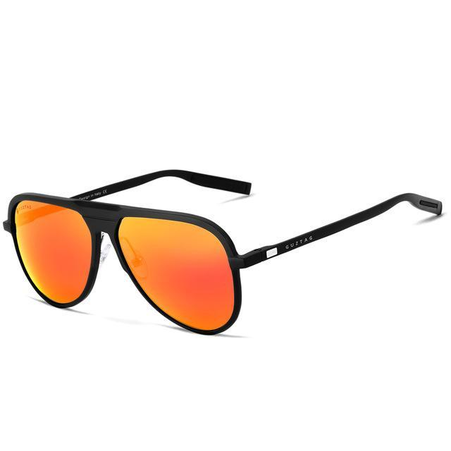 Classic Driving Sunglasses Red Lenses