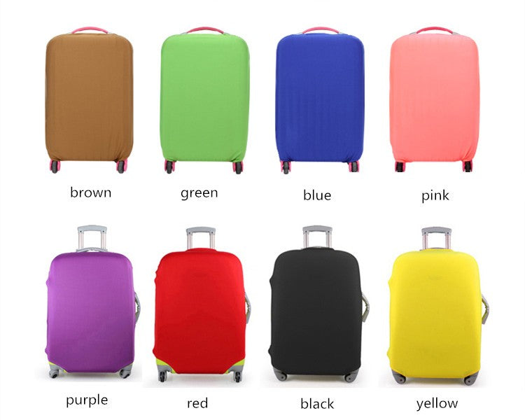 Protective Luggage Protectors Various Colors